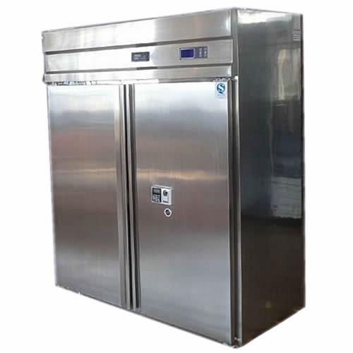 1000L恒温恒湿柜不锈钢门